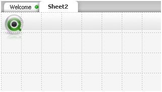 Standardraster im Entwurfsmodus