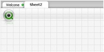 Benutzerdefinierte Rastergröße im Entwurfsmodus
