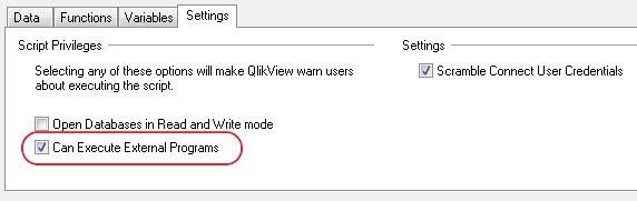 QlikTip #30: How to delete existing QVD files via load-script
