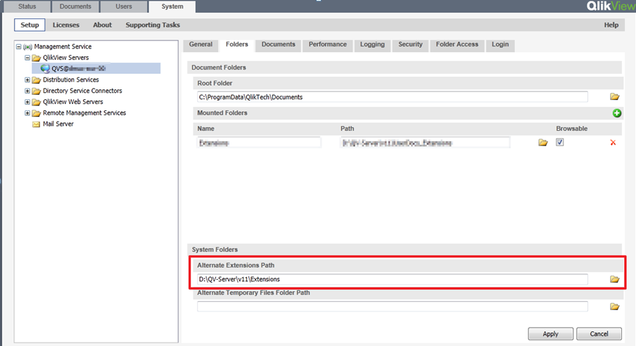QlikTip #40: Installing/Deploying QlikView Extensions